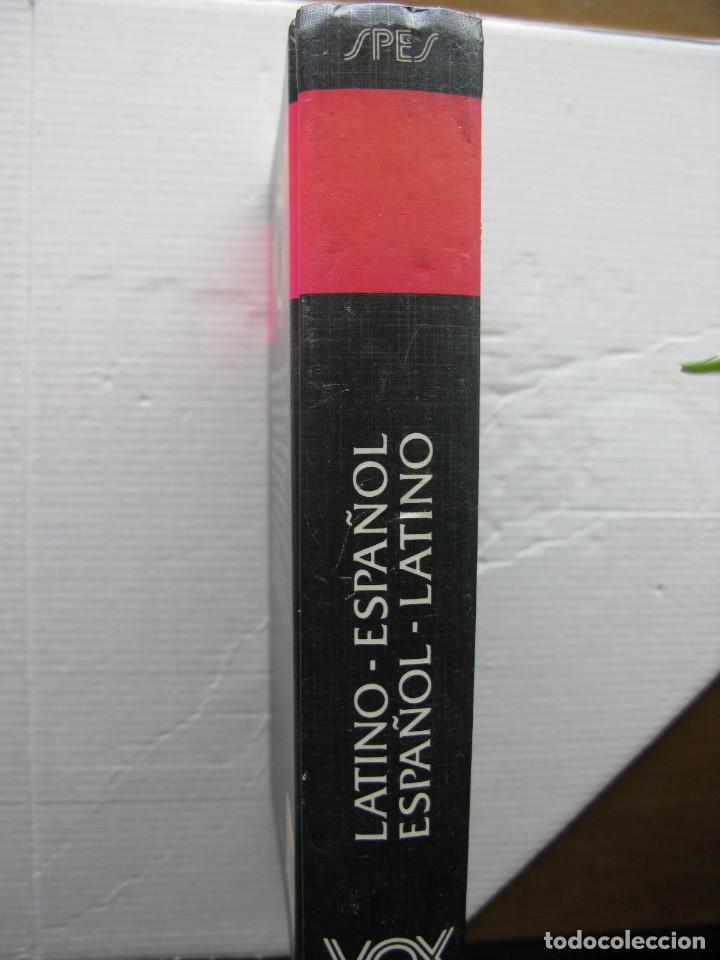 Diccionarios de segunda mano: DICCIONARIO ILUSTRADO VOX LATINO - ESPAÑOL ESPAÑOL - LATINO. - Foto 2 - 61929780