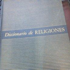 Diccionarios de segunda mano: DICCIONARIO DE RELIGIONES E. ROYSTON PIKE EDIT FONDO DE CULTURA ECONÓMICA AÑO 1960. Lote 61974376