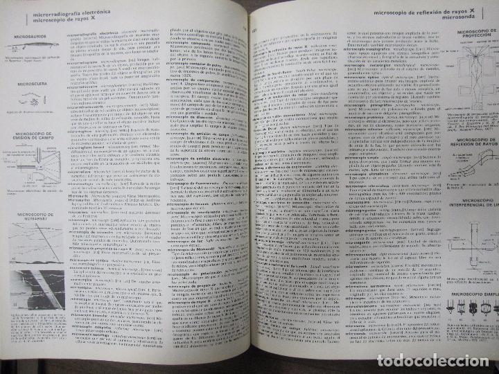 Diccionarios de segunda mano: DICCIONARIO DE TÉRMINOS CIENTÍFICOS Y TÉCNICOS. MC GRAW-HILL. BIOXAREU. MARCOMBO. IMP-PRI. VOL.3 - Foto 5 - 62486300