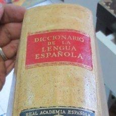 Diccionarios de segunda mano: DICCIONARIO DE LA LENGUA ESPAÑOLA REAL ACADEMIA ESPAÑOLA EDIT ESPASA-CALPE AÑO 1972. Lote 63183976