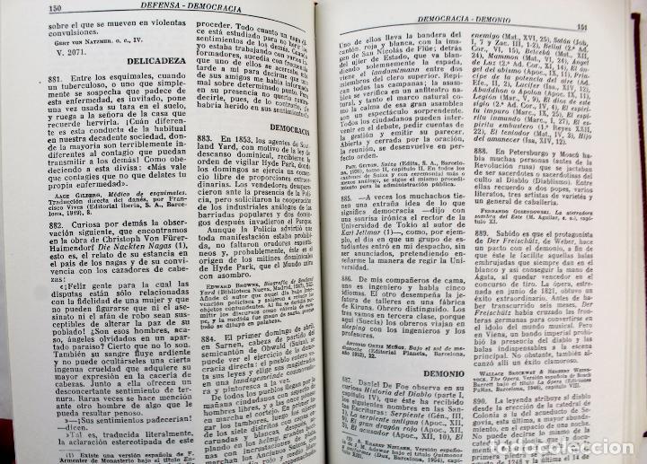 Diccionarios de segunda mano: L-4082. DICCIONARIO DE RAREZAS, INVEROSIMILITUDES Y CURIOSIDADES. VICENTE VEGA. GUSTAVO GILI, 1971. - Foto 4 - 64282495