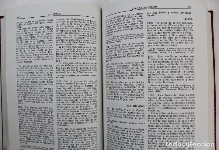 Diccionarios de segunda mano: L-4082. DICCIONARIO DE RAREZAS, INVEROSIMILITUDES Y CURIOSIDADES. VICENTE VEGA. GUSTAVO GILI, 1971. - Foto 5 - 64282495