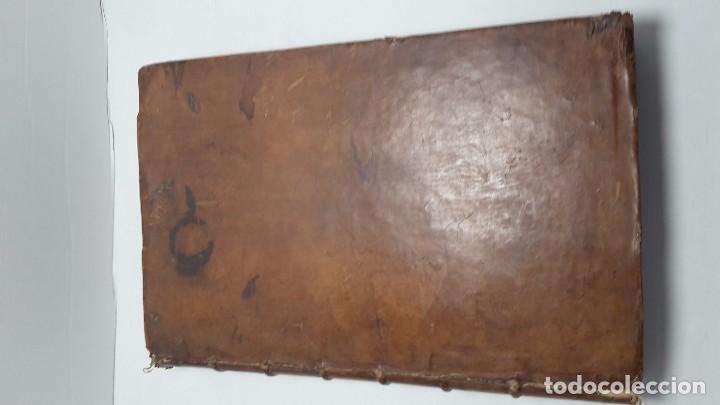 Diccionarios de segunda mano: Joseph Giral del Pino, Diccionario español e inglés,1763. - Foto 2 - 64297471