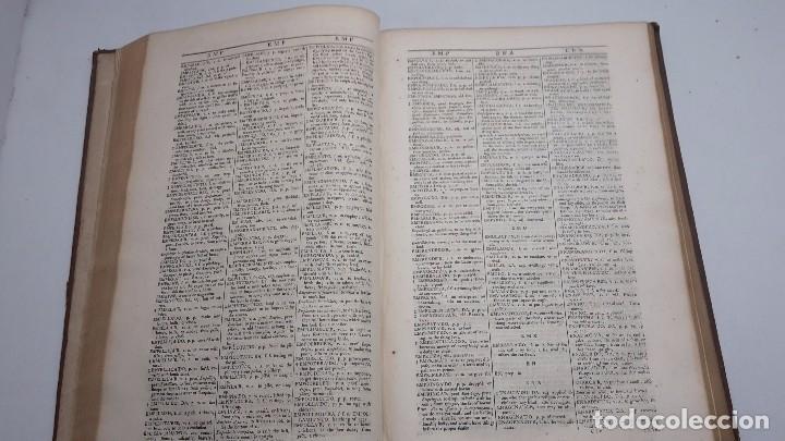 Diccionarios de segunda mano: Joseph Giral del Pino, Diccionario español e inglés,1763. - Foto 6 - 64297471