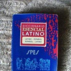 Diccionarios de segunda mano: DICCIONARIO ESENCIAL LATINO, VOX. Lote 180862840