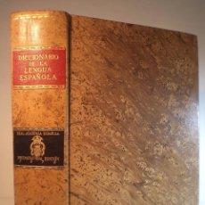 Diccionarios de segunda mano: DICCIONARIO DE LA LENGUA ESPAÑOLA. REAL ACADEMIA ESPAÑOLA. DECIMONOVENA EDICIÓN 1970. AMPLIADA Y MEJ. Lote 67850329