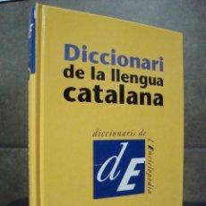 Diccionarios de segunda mano: DICCIONARIO DE LA LLENGUA CATALANA. D E. VV.AA. ENCICLOPEDIA CATALANA BARCELONA 2007.CATALAN(CATALA). Lote 69667621