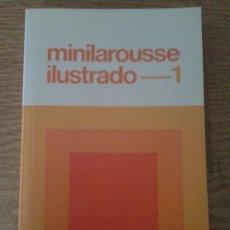 Diccionarios de segunda mano: MINILAROUSSE ILUSTRADO 1. Lote 70287407