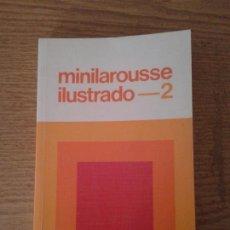 Diccionarios de segunda mano: MINILAROUSSE ILUSTRADO 2. Lote 70287485
