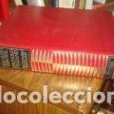 Diccionarios de segunda mano: DICCIONARIO ITALIANO-ESPAÑOL SPAGNOLO-ITLIANO EDITORIAL SOPENA LIBRO MUY GRANDE 21X25X5, 5 CM-. Lote 73684043