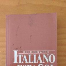 Diccionarios de segunda mano: DICCIONARIO ITALIANO-ESPAÑOL (SOPENA - 1993) 238 PÁG.. Lote 74391267