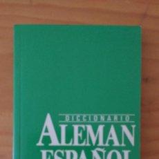 Diccionarios de segunda mano: DICCIONARIO ALEMÁN-ESPAÑOL (SOPENA - 1991) +200 PÁG.. Lote 74391675