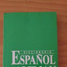 Diccionarios de segunda mano: DICCIONARIO ESPAÑOL-ALEMÁN (SOPENA - 1991) 238 PÁG.. Lote 74391963
