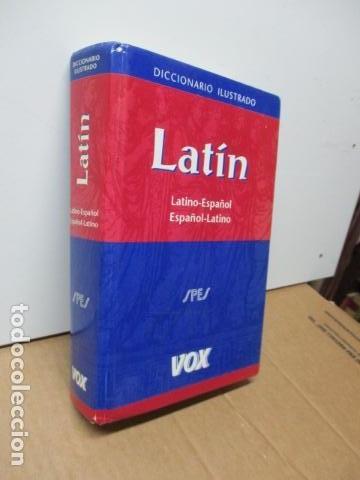Diccionarios de segunda mano: DICCIONARIO ILUSTRADO LATINO ESPAÑOL, VOX - Foto 2 - 82022960