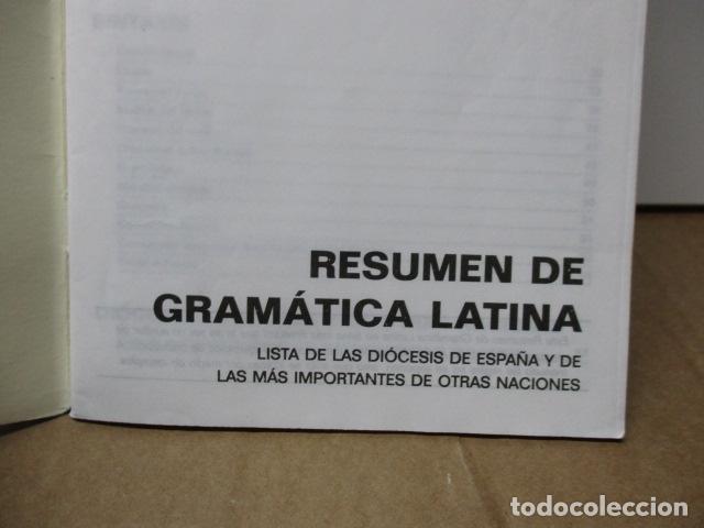 Diccionarios de segunda mano: DICCIONARIO ILUSTRADO LATINO ESPAÑOL, VOX - Foto 5 - 82022960