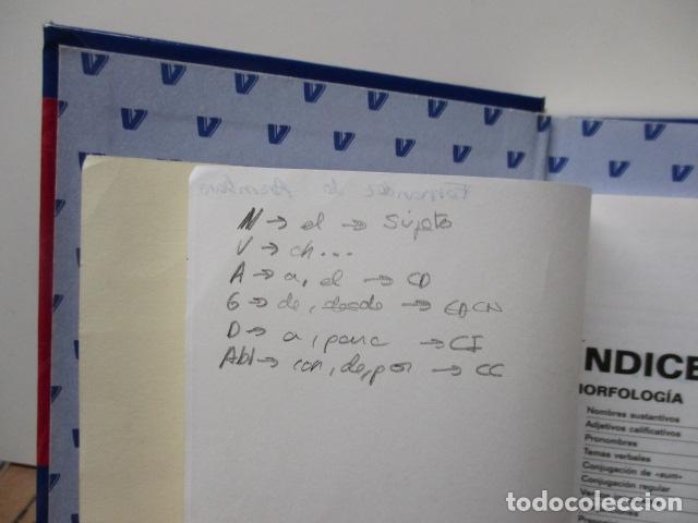 Diccionarios de segunda mano: DICCIONARIO ILUSTRADO LATINO ESPAÑOL, VOX - Foto 6 - 82022960