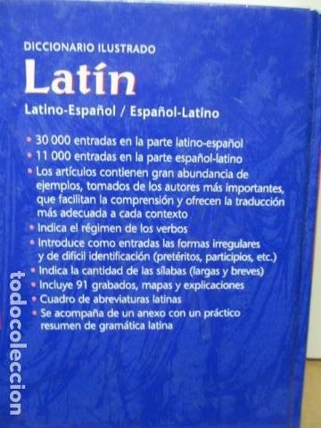 Diccionarios de segunda mano: DICCIONARIO ILUSTRADO LATINO ESPAÑOL, VOX - Foto 14 - 82022960