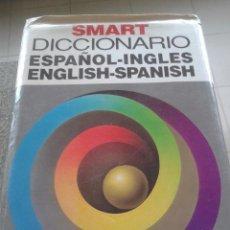 Diccionarios de segunda mano: SMART -- DICCIONARIO ESPAÑOL / INGLES -- ENGLISH / SPANISH -- OCEANO -- 1997 --. Lote 82170488