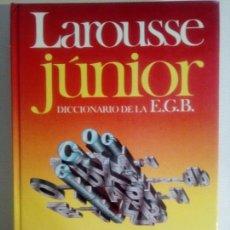 Diccionarios de segunda mano: LAROUSSE JÚNIOR. Lote 82352739