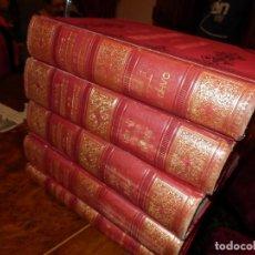 Diccionarios de segunda mano: DICCIONARIO ENCICLOPEDICO LENGUA CASTELLANA EDITOR JOSE ESPASA BARCELONA . Lote 90312016