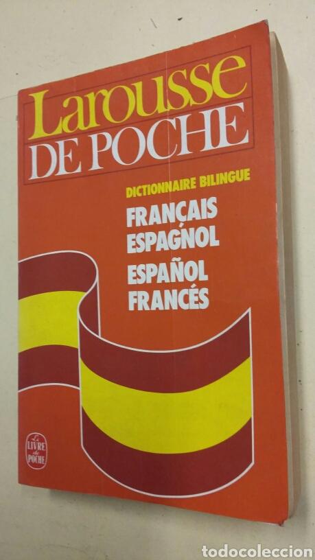 DICCIONARIO BOLSILLO - FRANCES - ESPAÑOL - TDK233 (Libros de Segunda Mano - Diccionarios)