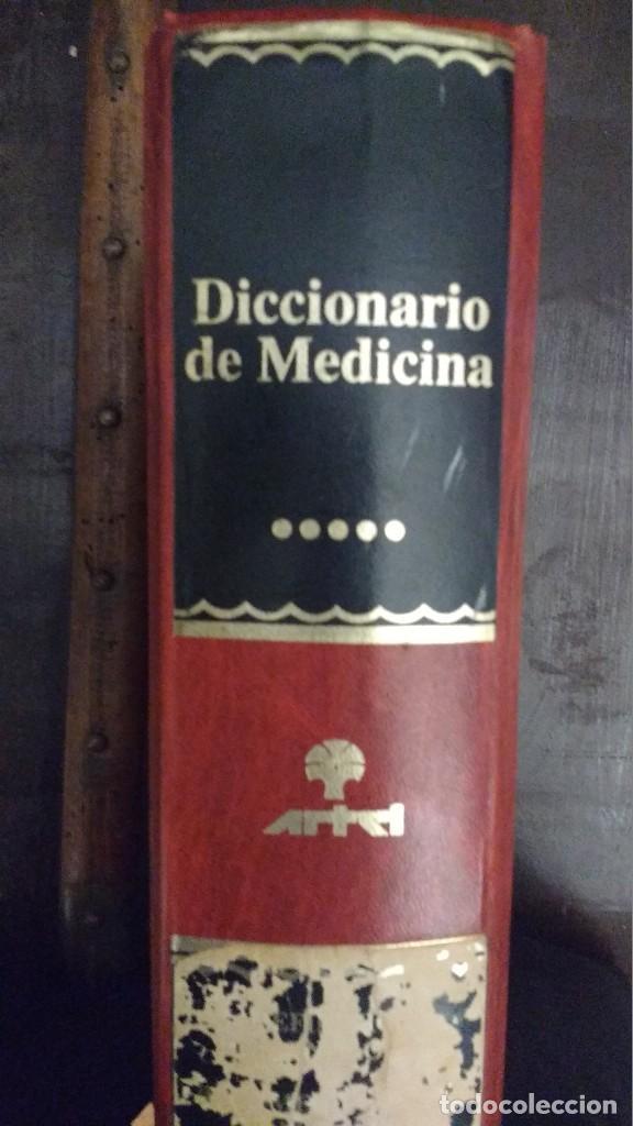 DICCIONARIO DE MEDICINA, JORGE JOVEN, CARLOS VILLABONA, GABRIEL JULIÀ (Libros de Segunda Mano - Diccionarios)