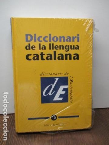 Diccionarios de segunda mano: DICCIONARI DE LA LLENGUA CATALANA, 10 Tomos, (coleccion completa) - Nuevos - Foto 7 - 49328875