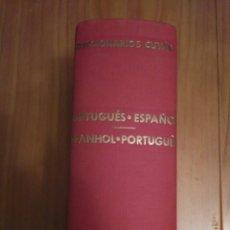 Diccionarios de segunda mano: DICCIONARIO CUYÁS HYMSA ESPAÑOL-PORTUGUÉS ED. DE 1987. Lote 95912559