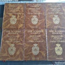 Diccionarios de segunda mano: DICCIONARIO MANUAL E ILUSTRADO DE LA LENGUA ESPAÑOLA ESPASA. Lote 96958511