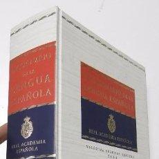Diccionarios de segunda mano: DICCIONARIO DE LA LENGUA ESPAÑOLA. REAL ACADEMIA ESPAÑOLA (22ª EDICIÓN. 2001). Lote 97065507