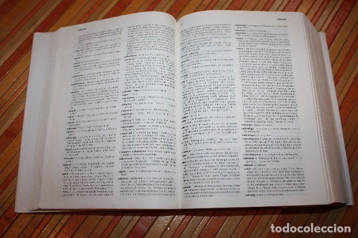 Diccionarios de segunda mano: DICCIONARIO DE LA LENGUA CATALANA INSTITUT DESTUDIS CATALANS - Foto 3 - 97400595