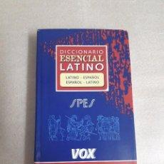 Diccionarios de segunda mano: DICCIONARIO ESENCIAL LATINO (LATÍN). LATINO-ESPAÑOL/ESPAÑOL-LATINO. Lote 97737411