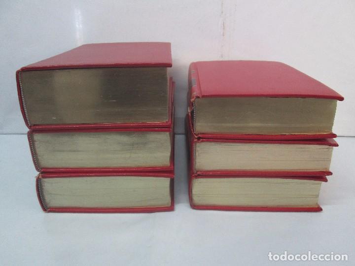 Diccionarios de segunda mano: DICCIONARIO ONOMASTICO Y HERALDICO VASCO. TOMOS DEL I AL VI.BIBLIOTECA DE LA GRAN ENCICLOPEDIA VASCA - Foto 4 - 98870847