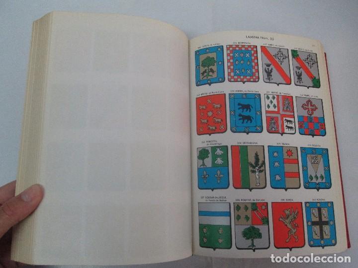 Diccionarios de segunda mano: DICCIONARIO ONOMASTICO Y HERALDICO VASCO. TOMOS DEL I AL VI.BIBLIOTECA DE LA GRAN ENCICLOPEDIA VASCA - Foto 21 - 98870847