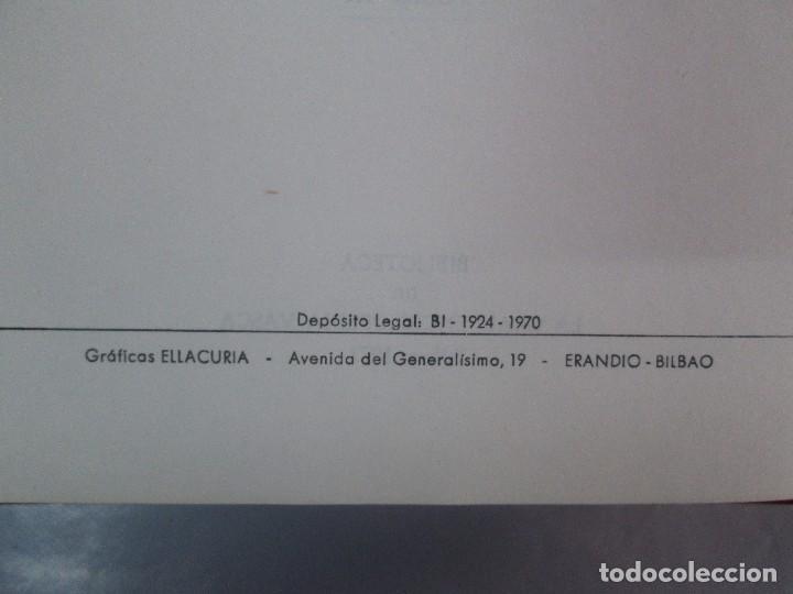Diccionarios de segunda mano: DICCIONARIO ONOMASTICO Y HERALDICO VASCO. TOMOS DEL I AL VI.BIBLIOTECA DE LA GRAN ENCICLOPEDIA VASCA - Foto 27 - 98870847