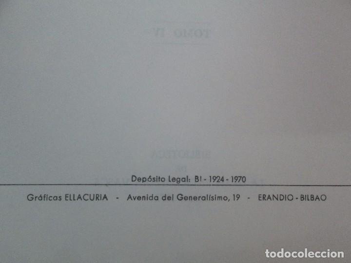 Diccionarios de segunda mano: DICCIONARIO ONOMASTICO Y HERALDICO VASCO. TOMOS DEL I AL VI.BIBLIOTECA DE LA GRAN ENCICLOPEDIA VASCA - Foto 37 - 98870847