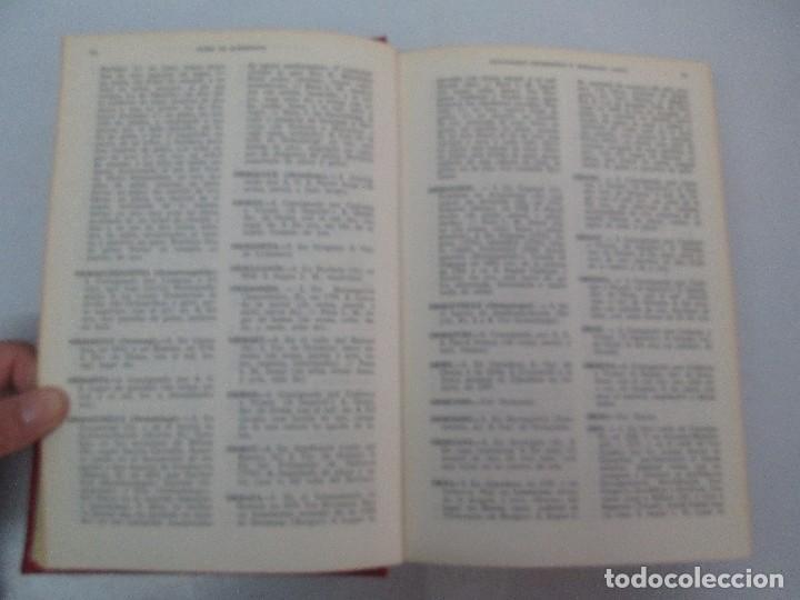 Diccionarios de segunda mano: DICCIONARIO ONOMASTICO Y HERALDICO VASCO. TOMOS DEL I AL VI.BIBLIOTECA DE LA GRAN ENCICLOPEDIA VASCA - Foto 38 - 98870847