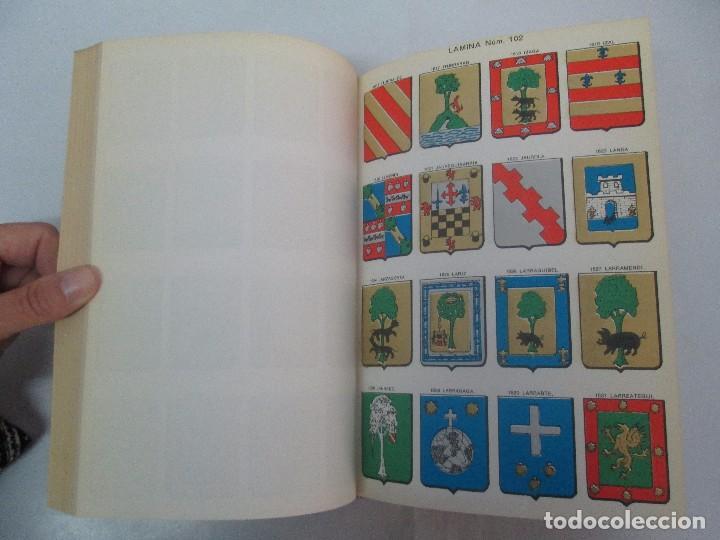 Diccionarios de segunda mano: DICCIONARIO ONOMASTICO Y HERALDICO VASCO. TOMOS DEL I AL VI.BIBLIOTECA DE LA GRAN ENCICLOPEDIA VASCA - Foto 39 - 98870847