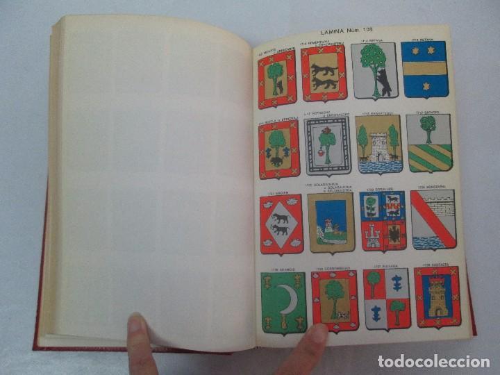 Diccionarios de segunda mano: DICCIONARIO ONOMASTICO Y HERALDICO VASCO. TOMOS DEL I AL VI.BIBLIOTECA DE LA GRAN ENCICLOPEDIA VASCA - Foto 40 - 98870847