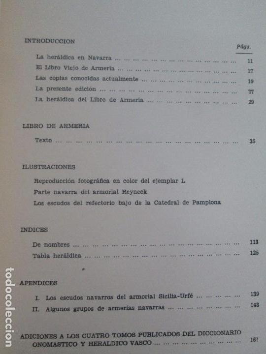 Diccionarios de segunda mano: DICCIONARIO ONOMASTICO Y HERALDICO VASCO. TOMOS DEL I AL VI.BIBLIOTECA DE LA GRAN ENCICLOPEDIA VASCA - Foto 46 - 98870847