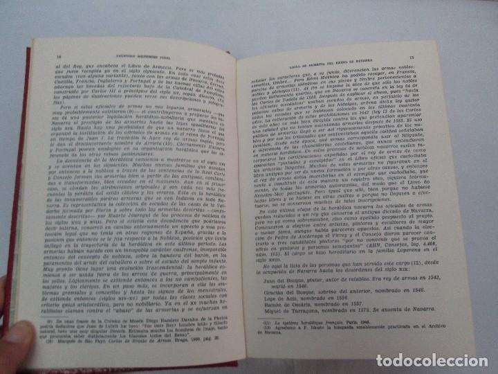 Diccionarios de segunda mano: DICCIONARIO ONOMASTICO Y HERALDICO VASCO. TOMOS DEL I AL VI.BIBLIOTECA DE LA GRAN ENCICLOPEDIA VASCA - Foto 47 - 98870847