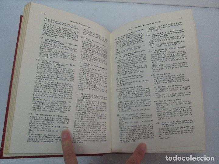 Diccionarios de segunda mano: DICCIONARIO ONOMASTICO Y HERALDICO VASCO. TOMOS DEL I AL VI.BIBLIOTECA DE LA GRAN ENCICLOPEDIA VASCA - Foto 48 - 98870847