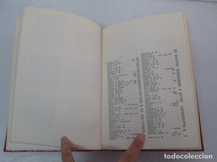 Diccionarios de segunda mano: DICCIONARIO ONOMASTICO Y HERALDICO VASCO. TOMOS DEL I AL VI.BIBLIOTECA DE LA GRAN ENCICLOPEDIA VASCA - Foto 52 - 98870847