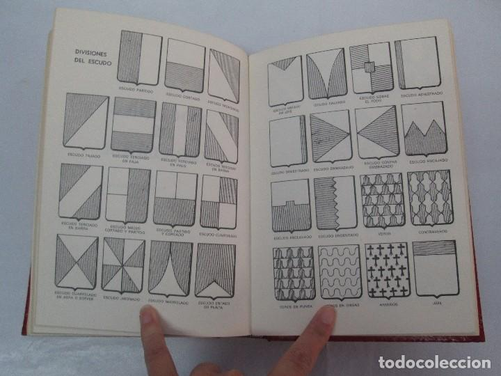 Diccionarios de segunda mano: DICCIONARIO ONOMASTICO Y HERALDICO VASCO. TOMOS DEL I AL VI.BIBLIOTECA DE LA GRAN ENCICLOPEDIA VASCA - Foto 53 - 98870847