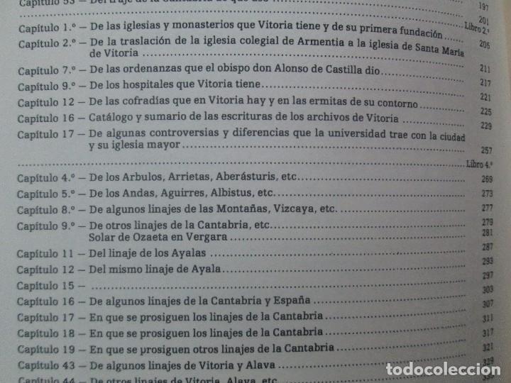 Diccionarios de segunda mano: DICCIONARIO ONOMASTICO Y HERALDICO VASCO. TOMOS DEL I AL VI.BIBLIOTECA DE LA GRAN ENCICLOPEDIA VASCA - Foto 59 - 98870847