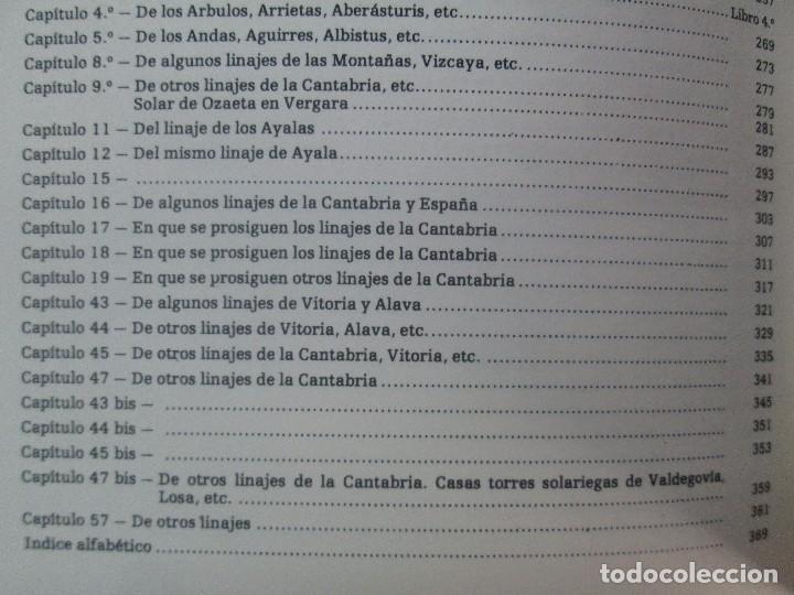 Diccionarios de segunda mano: DICCIONARIO ONOMASTICO Y HERALDICO VASCO. TOMOS DEL I AL VI.BIBLIOTECA DE LA GRAN ENCICLOPEDIA VASCA - Foto 60 - 98870847