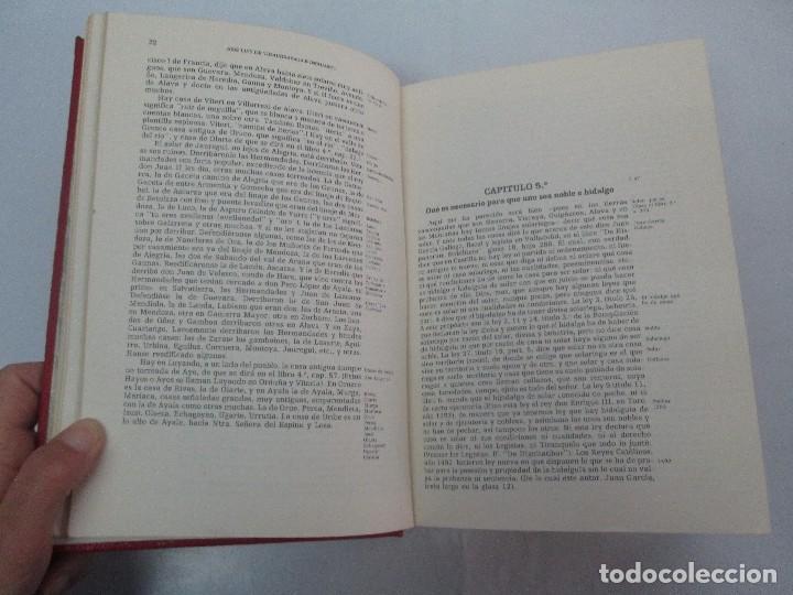 Diccionarios de segunda mano: DICCIONARIO ONOMASTICO Y HERALDICO VASCO. TOMOS DEL I AL VI.BIBLIOTECA DE LA GRAN ENCICLOPEDIA VASCA - Foto 62 - 98870847