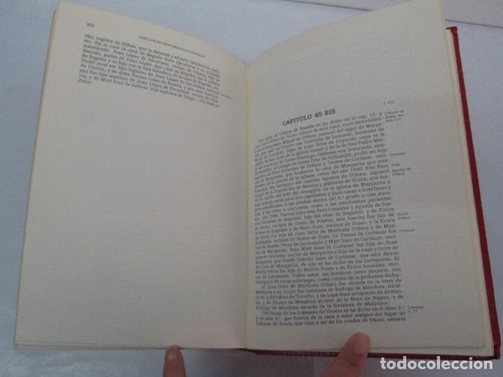 Diccionarios de segunda mano: DICCIONARIO ONOMASTICO Y HERALDICO VASCO. TOMOS DEL I AL VI.BIBLIOTECA DE LA GRAN ENCICLOPEDIA VASCA - Foto 65 - 98870847