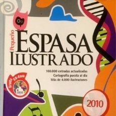 Diccionarios de segunda mano: PEQUEÑO ESPASA ILUSTRADO. ESPASA CALPE. Lote 99162819