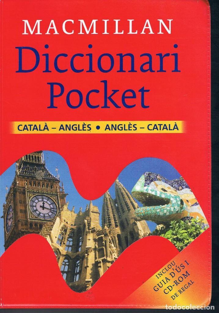 DICCIONARIO PRÁCTICAMENTE NUEVO INGLÉS CATALAN VER FOTOGRAFÍAS 5 (Libros de Segunda Mano - Diccionarios)